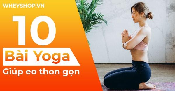 """""""bài tập yoga giúp eo thon"""" là từ khóa top đầu được các chị em quan tâm. Vậy tập luyện thế nào đạt hiệu quả thì chúng ta cùng tìm hiểu nội dung bài viết này nhé."""