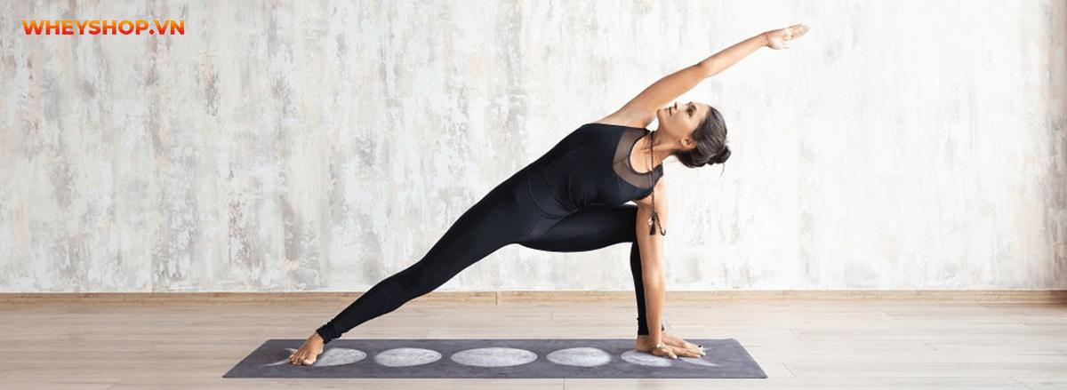 """""""Balance yoga"""", bạn có vì sao hình thích tập luyện yoga được rất nhiều các bạn trẻ ưa chuộng hiện nay ?"""