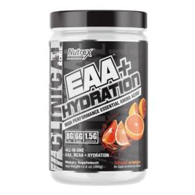 Nutrex EAA+Hydration bổ sung đầy đủ các amino axit hỗ trợ phục hồi phát triển cơ bắp toàn diện. Nutrex EAA chính hãng, giá rẻ tốt nhất Hà Nội TpHCM