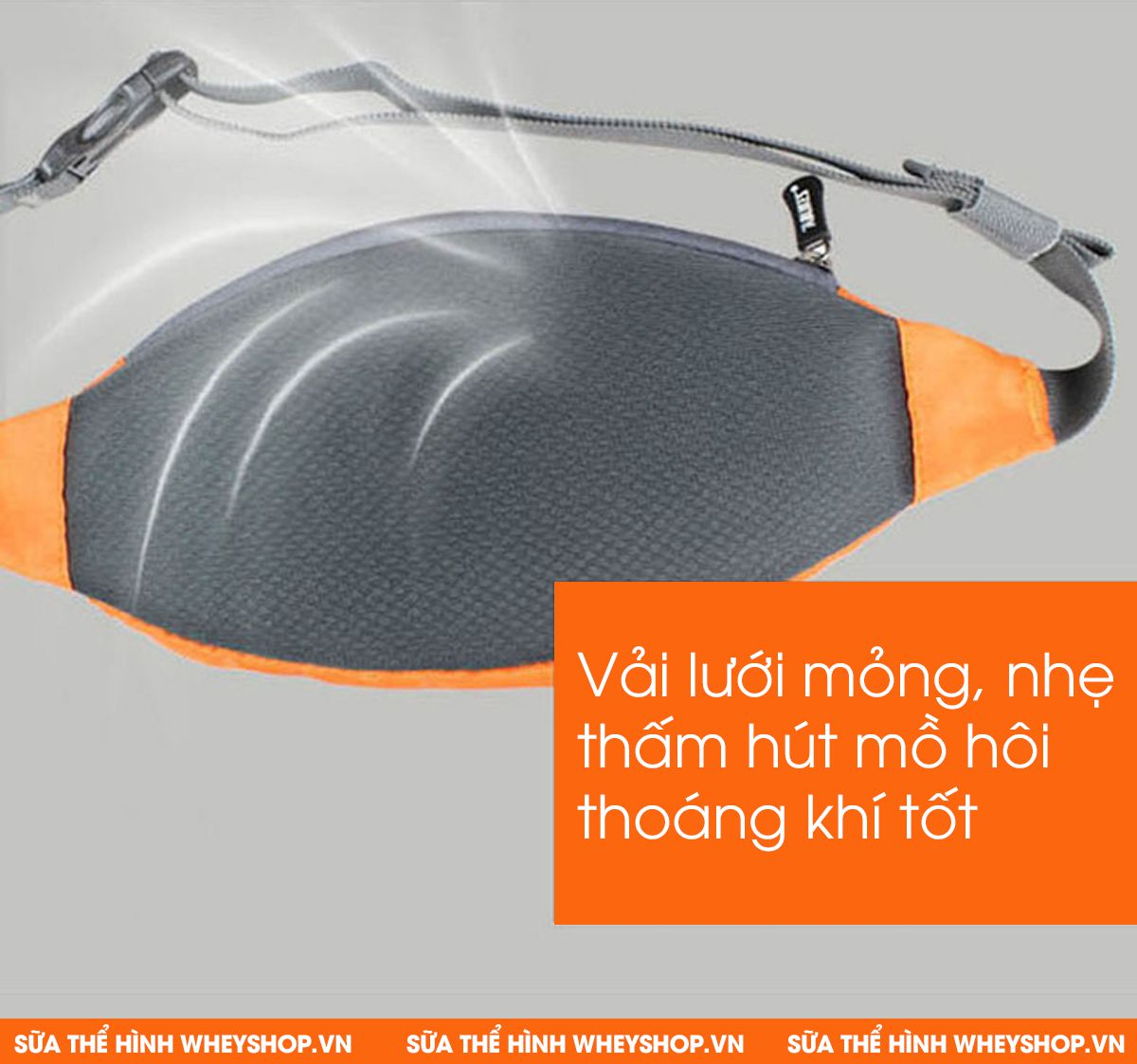 Túi đeo hông chạy bộ Aolikes YE-3310 là phụ kiện đựng đồ, hỗ trợ người chạy bộ chơi thể thao cao cấp. Sản phẩm nhập khẩu chính hãng, giá rẻ nhất tại Hà Nội...