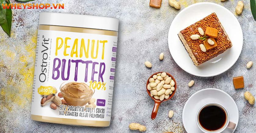 Bơ đậu phộng vô cùng giàu dinh dưỡng cho sức khỏe. Hãy cùng WheyShop tìm hiểu cách làm bơ đậu phộng đơn giản thực hiện tại nhà qua bài viết