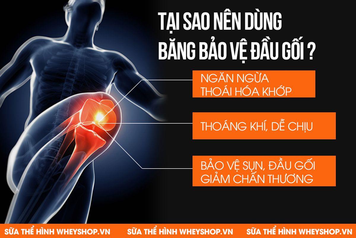 Bó gối thể thao Aonijie E4096 là phụ kiện chạy bộ hỗ trợ bảo vệ khớp gối, phòng tránh chấn thương nhập khẩu chính hãng, giá rẻ nhất tại Hà Nội TpHCM
