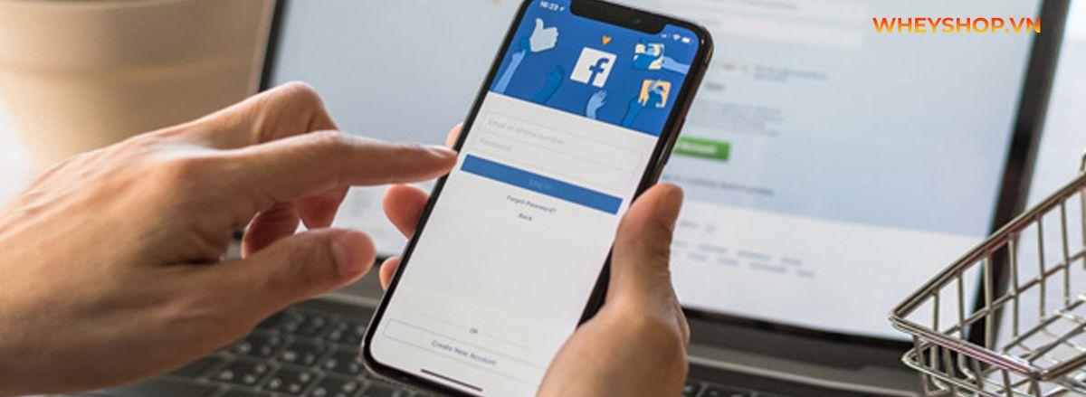 Chắc hẳn không dưới 1 lần bạn gặp tình trạng không đăng nhập được facebook. Bài viết này WheyShop sẽ hướng dẫn bạn cách khắc phục...