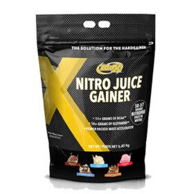 BioX Nitro Juice Gainer đặc biệt phù hợp với mọi cơ địa, hỗ trợ cải thiện cân nặng trong thời gian nhanh nhất cho người sử dụng.