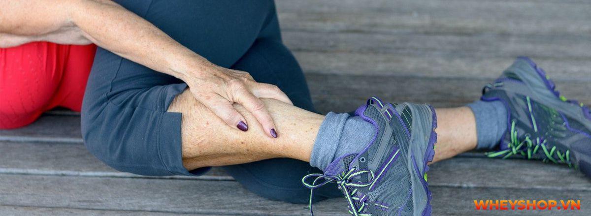 Chạy bộ bị đau ống chân có nguy hiểm không? Cùng WheyShop tìm hiểu chi tiết và cách khắc phục trình trạng này cho các bạn chạy bộ thường xuyên nhé...