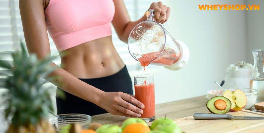 Uống gì để giảm mỡ bụng nhanh nhất? Cùng WheyShop tìm hiểu ngay 10 loại nước ép giảm cân đơn giản nhưng hiệu quả cao, dễ dàng chế biến qua bài viết...