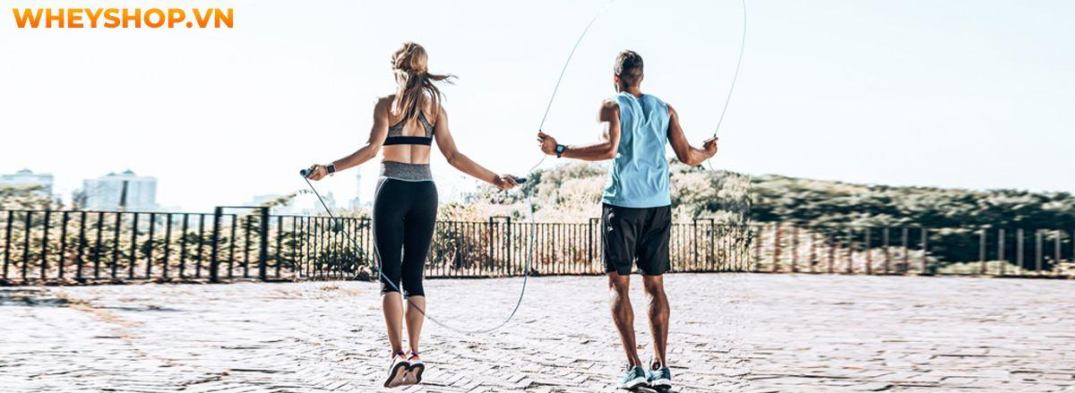 Nếu bạn đang băn khoăn về việc nhảy dây giảm mỡ bụng có tốt không thì hãy cùng WheyShop tham khảo chi tiết qua bài viết ngay sau...