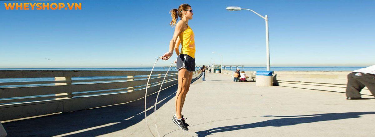 Nhảy dây có giảm cân không luôn là băn khoăn thắc mắc của nhiều người. Hãy cùng WheyShop tìm hiểu chi tiết qua bài viết ngay sau đây,...