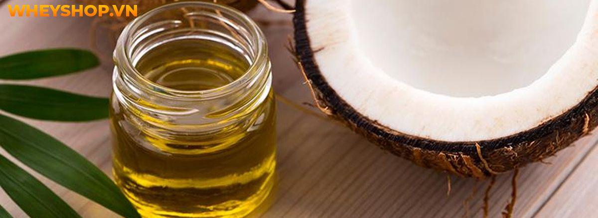 Nếu bạn đang băn khoăn trong việc tìm hiểu lợi ích của dầu dừa thì hãy cùng WheyShop điểm qua 15 lợi ích tuyệt vời của dầu dừa trong bài...