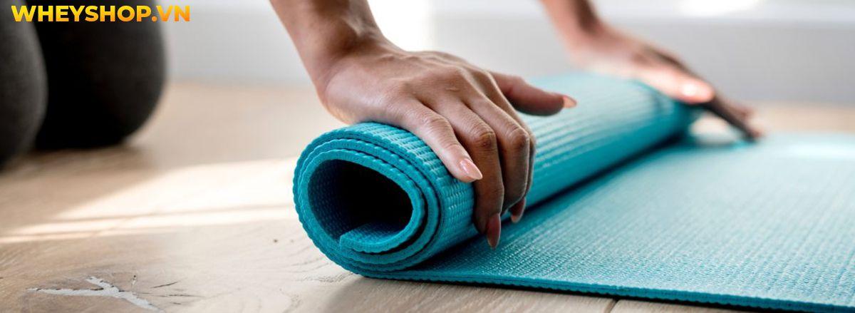 Nếu bạn đang phân vân tìm kiếm thảm tập yoga loại nào tốt thì hãy cùng WheyShop tham khảo chi tiết cách chọn thảm tập Yoga qua bài viết...