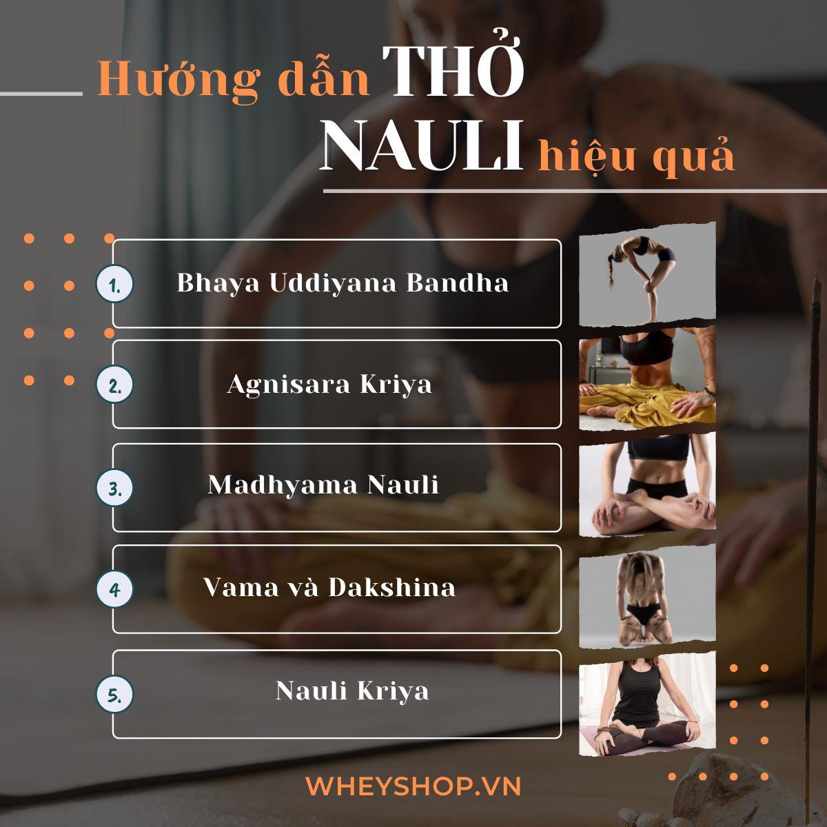 Nauli thực chất là một động tác Yoga cổ xưa nhằm mục đích đào thải độc tố ra ngoài cơ thể thông qua quá trình hô hấp. Đây là một phương thức mang lại nhiều...