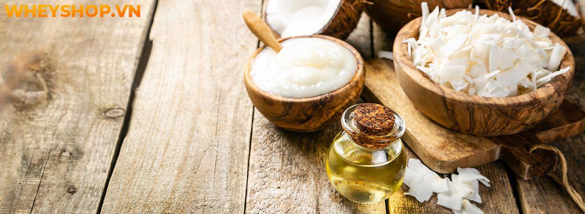 Nếu bạn chưa biết rõ về MCT Oil là gì thì bài viết này WheyShop sẽ chia sẻ cho bạn về MCT Oil và công dụng giảm cân, giảm mỡ...