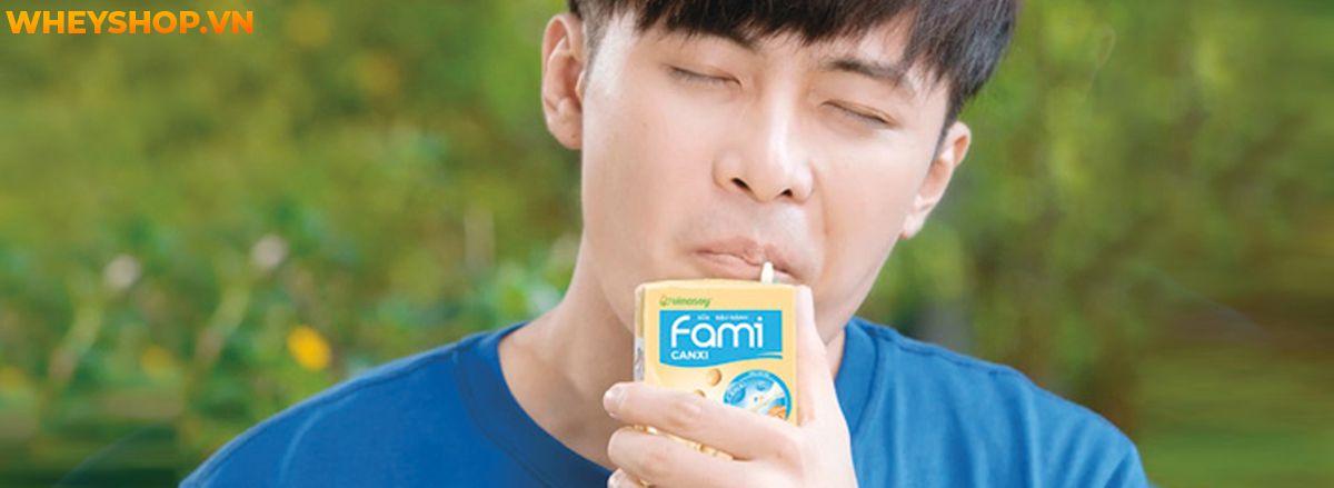 Sữa Fami là một loại thức uống rất thông dụng trong cuộc sống hàng ngày. Uống sữa đậu nành fami có tăng cân không là một trong những vấn đề được rất nhiều...