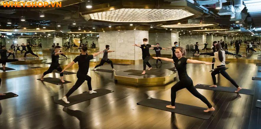 Fitness & Yoga California