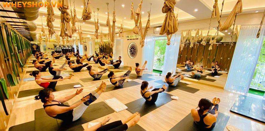 Nếu bạn là một người đam mê bộ môn Yoga nhưng lại không biết địa chỉ phòng tập tập Yoga Hà Nội được yêu thích, chất luọngq để tham gia tập luyện. Xin mời các...
