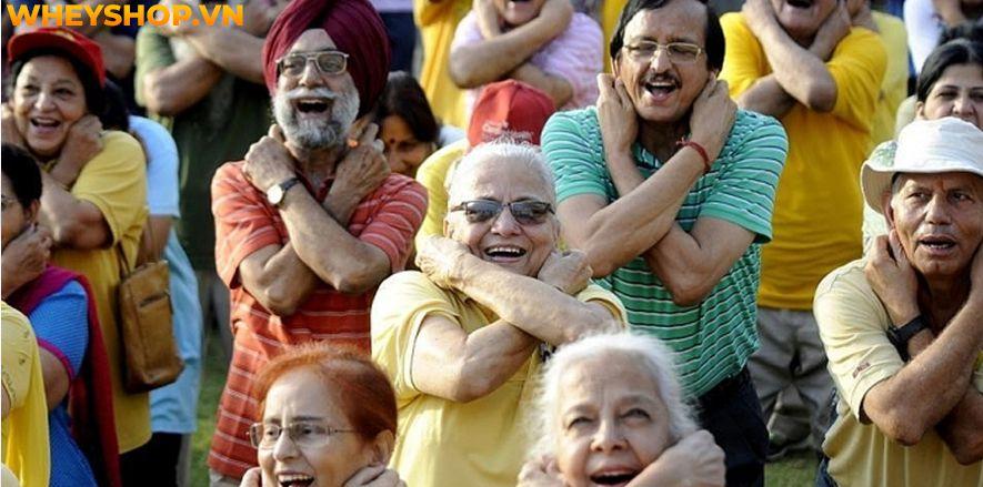 Được khai phá từ năm 2005 tại Ấn Độ, đến nay Yoga cười đã ngày càng trở nên phổ biến hơn, thu hút sự quan tâm của nhiều người hơn, bởi những tác động tích...