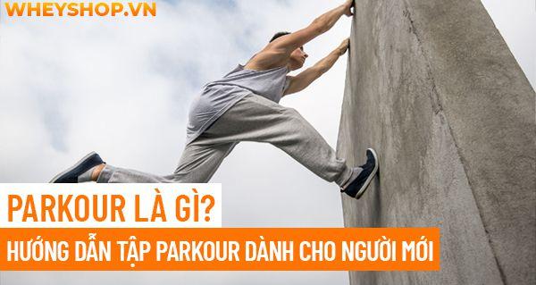 Parkour là gì? Hướng dẫn tập Parkour dành cho người mới bắt đầu
