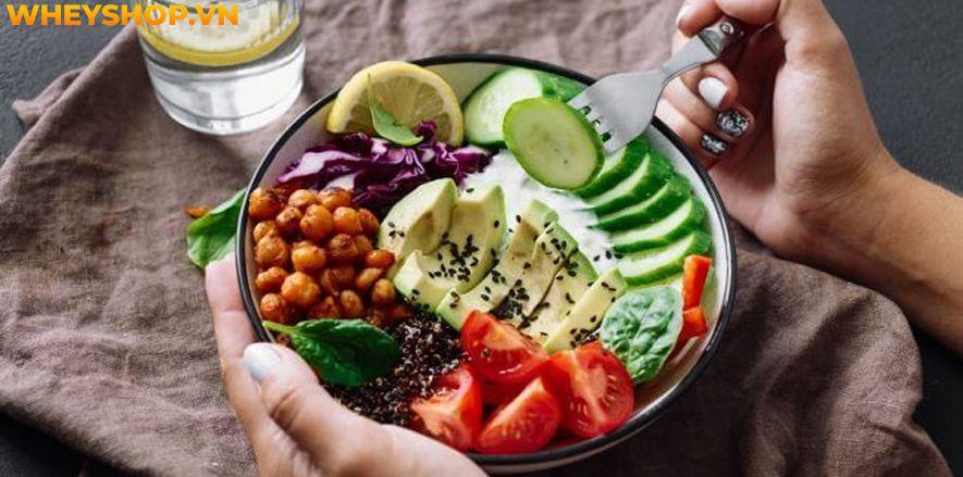 Nếu bạn đang băn khoăn không biết nên ăn gì giảm cân đẹp da hiệu quả thì hãy cùng WheyShop tham khảo thực đơn giảm cân đẹp da qua bài viết...