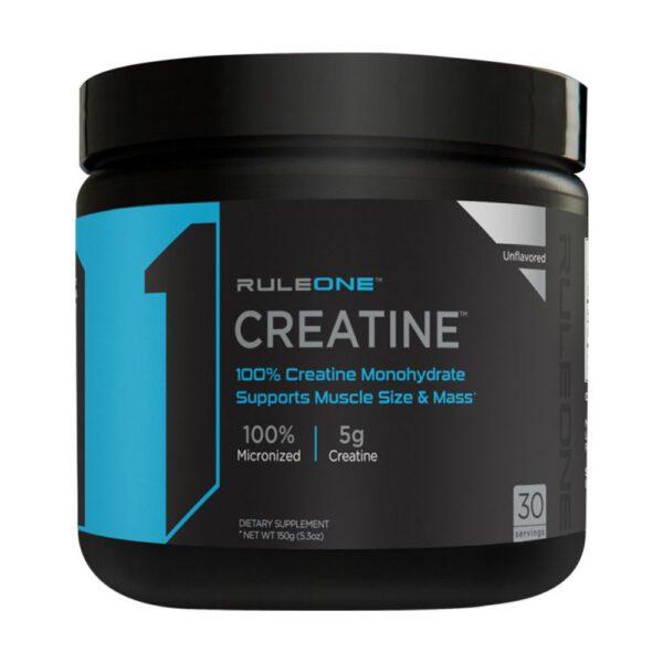 Rule 1 Creatine Monohydrate 30 servings bổ sung Creatine hỗ trợ tăng sức mạnh, cơ bắp hiệu quả cho người tập gym. Sản phẩm nhập khẩu chính hãng, giá rẻ tốt...