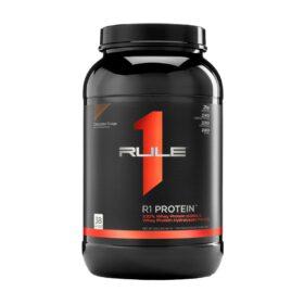 Rule 1 Proteins 2.52lbs là sản phẩm Whey Protein tinh khiết hỗ trợ tăng cơ giảm mỡ hiệu quả. Sản phẩm được nhập khẩu chính hãng, cam kết giá rẻ tốt nhất tại...