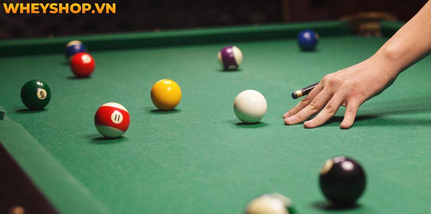 Billiard (hay còn gọi là Bida) là một trò chơi có nguồn gốc từ Anh và được ưa thích trên toàn thế giới. Bài viết dưới đây sẽ giới thiệu cho các bạn biết thêm...