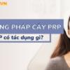 Nếu bạn quan tâm đến việc làm đẹp và các vấn đề về da thì chắc hẳn bạn đã từng nghe hoặc đọc về phương pháp cấy máu tự thân PRP. Vậy thực chất PRP là gì mà...