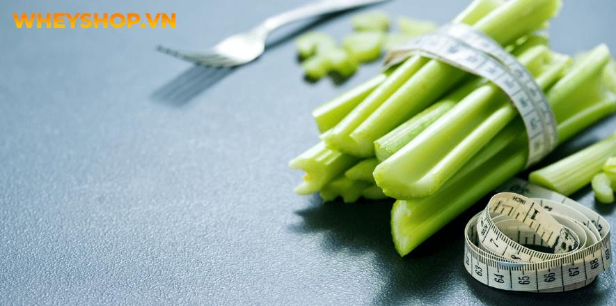 Nếu bạn đang băn khoăn tìm cách giảm cân bằng cần tây thì hãy cùng WheyShop tham khảo top 5 công thức giảm cân bằng cần tây tốt nhất...