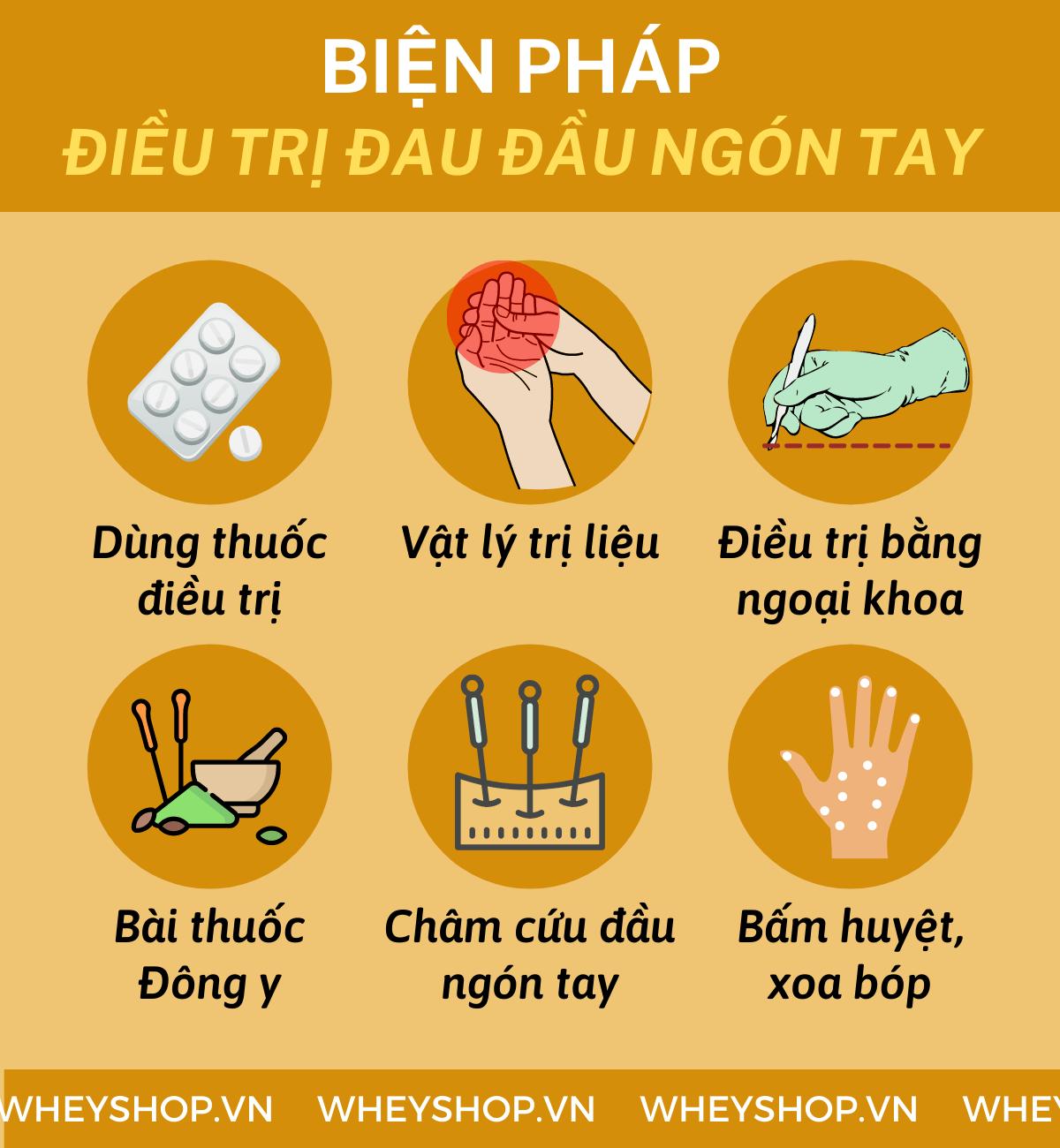 Đau đầu ngón tay tưởng như chỉ là một triệu chứng thông thường nhưng thực chất đó là dấu hiệu cảnh báo tình trạng sức khỏe tiềm ẩn bên trong chúng ta. Vì...