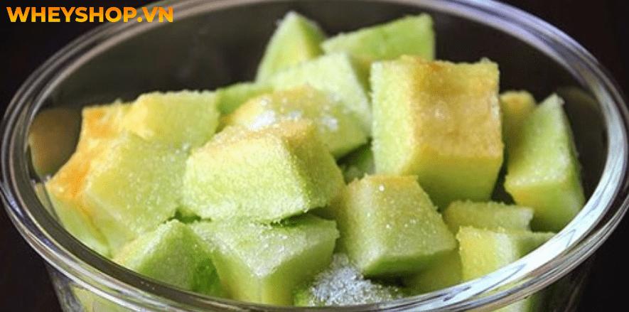 Nếu bạn đang băn khoăn dưa bở bao nhiêu calo và ăn dưa bở có tốt không thì hãy cùng WheyShop tham khảo chi tiết bài viết ...