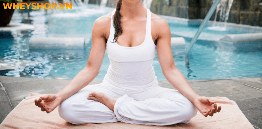 Tư thế hoa sen – Padmasana (Lotus Pose)