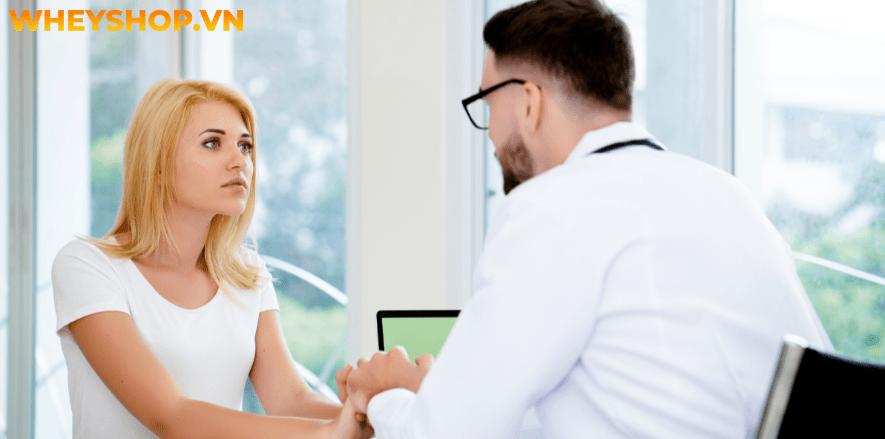 Nếu bạn đang băn khoăn lo lắng việc mang thai 4 tuần bị ra máu có sao không thì hãy cùng WheyShop tham khảo chi tiết bài viết...