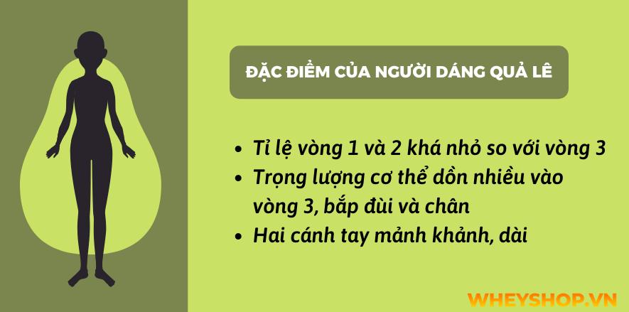 Thân hình dáng quả lê là một trong những hình dạng cơ thể phổ biến nhất, đặc biệt là ở phụ nữ châu Á nói chung và phụ nữ Việt Nam nói riêng. Bài viết dưới...