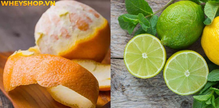 Nếu bạn đang tìm cách uống nước vỏ cam giảm cân thì hãy cùng WheyShop tham khảo những cách sử dụng vỏ cam giảm cân qua bài viết...