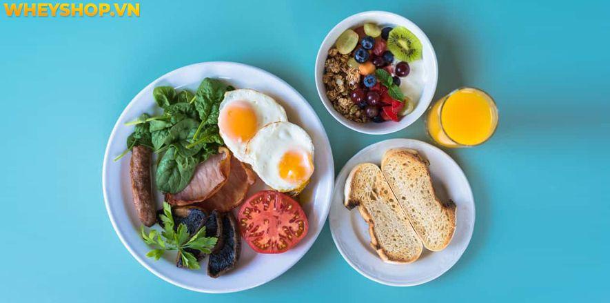 Nếu bạn đang thắc mắc nhịn ăn sáng có giảm cân không thì hãy cùng WheyShop tham khảo giải đáp qua bài viết ngay sau đây...