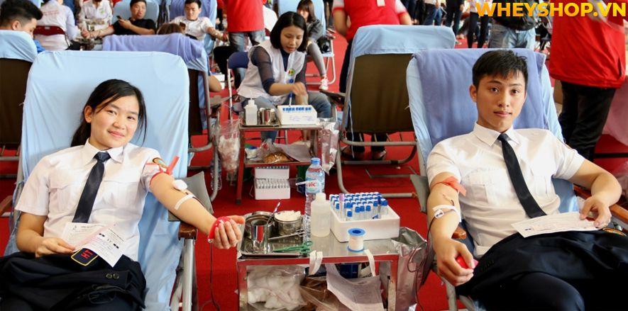 Hiến máu nhân đạo là một trong những việc làm cao cả của cộng đồng. Tuy nhiên rất nhiều người vẫn đang thắc mắc liệu hiến máu có mập lên không ? Bài viết này...