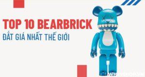 Nếu bạn đang băn khoăn đâu là bearbrick giá đắt nhất thế giới thì hãy cùng WheyShop tìm hiểu mức giá ngỡ ngàng của top 10 Bearbrick trong bài...