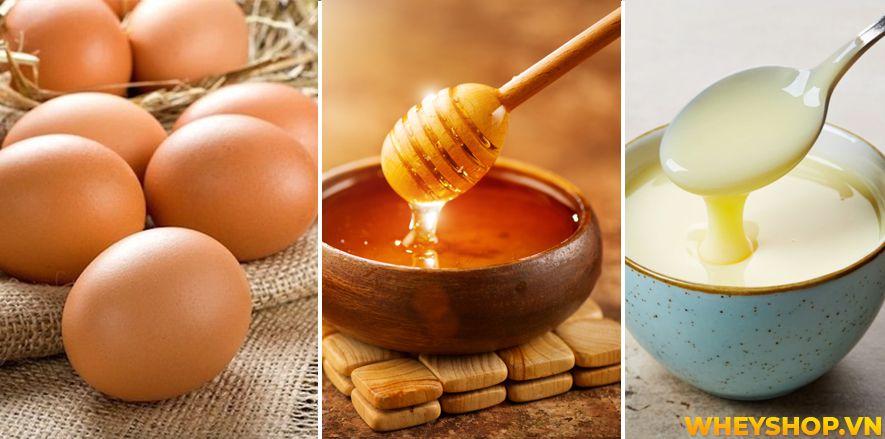 Nếu bạn đang tìm cách cải thiện vòng 1 bằng trứng gà - NGỰC TO, KHỦNG, QUYẾN RŨ thì hãy cùng WheyShop tham khảo bài viết...