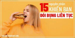 Cảm giác đói bụng liên tục ảnh hưởng đến các hoạt động hàng ngày cũng như hiệu suất trong công việc. Có nhiều yếu tố gây ra tình trạng này, chúng có thể là...