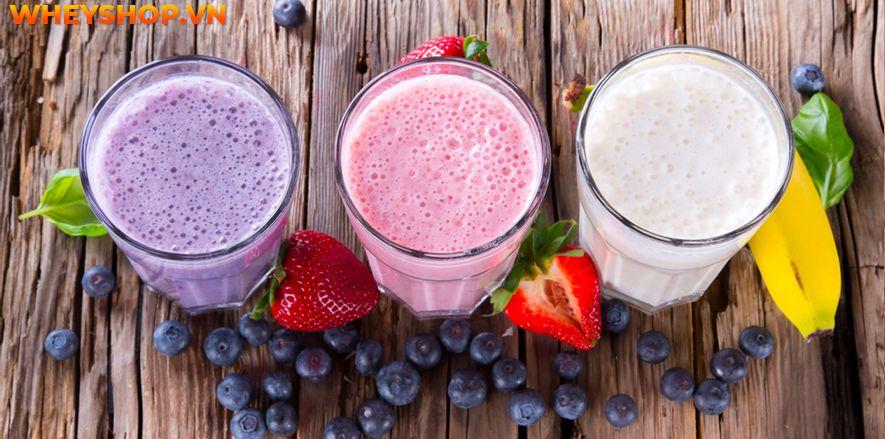 Smoothies giảm cân là một công thức sinh tố giúp bạn giảm cân nhưng lại có tác dụng nhanh chóng giúp giải độc, giảm mỡ bụng, vì thực chất nó là một dạng...