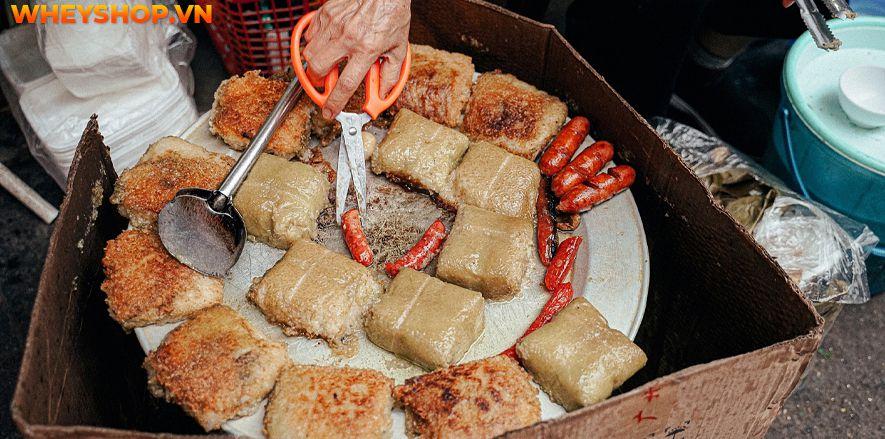 Ăn bánh chưng rán có mập không là câu hỏi của nhiều người vào mỗi dịp lễ tết, khi món bánh chưng truyền thống tượng trưng cho trời đất, trở thành món ăn...