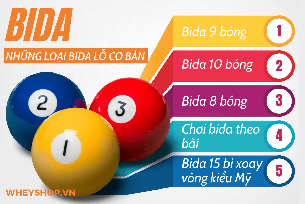 Nếu bạn đang mới tìm hiểu bộ môn bida thì hãy cùng WheyShop tham khảo hướng dẫn cách đánh bida đầy đủ nhất qua bài viết...