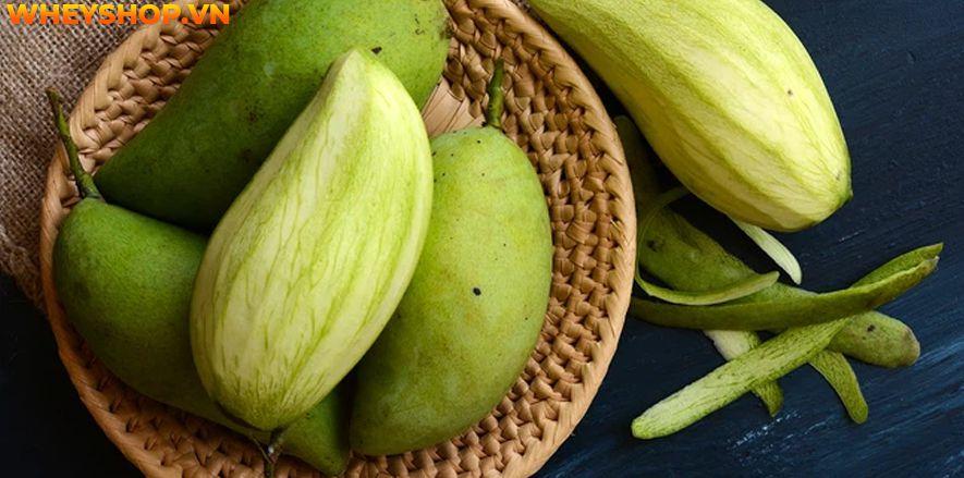 Xoài chua là một loại trái cây phổ biến tại Việt Nam, xoài là một loại trái cây được nhiều người biết đến với nhiều loại khác nhau. Khi còn xanh, x oài chua...